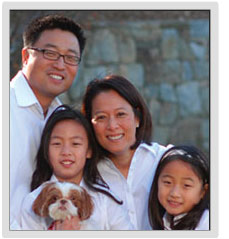 Oakton Dentist Dr. Michael Chung & Family - Softouch Dental Care - VA